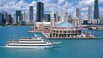 Chicago Sunset Dinner Cruise with Buffet, Chicago, Half-day Tours