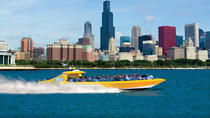 Gita in motoscafo sul lago Michigan, Chicago, Jet boat e speed boat