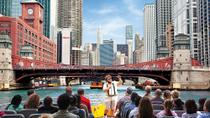 Lake Michigan and Chicago River Architecture Cruise by Speedboat, Chicago, Hop-on Hop-off Tours