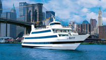 Spirit of New York Dinner Cruise with Buffet, New York City, Helicopter Tours