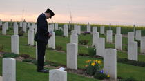 ANZAC Day Trip from Paris: Dawn Service at Villers-Bretonneux and WWI Somme Battlefields Tour, ...