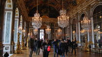 Palace of Versailles with Skip the Line Audio Guided Tour, Paris