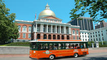 Boston Shore Excursion: Boston Hop-On Hop-Off Trolley Tour, Boston, null