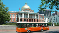 Escursione a terra a Boston: tour Hop-On Hop-Off in filobus a Boston, Cambridge, Ports of Call Tours
