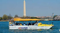Rundtur i Washington D.C. med amfibiefordon (duck tour), Washington DC, Duck Tour-rundturer