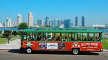 San Diego Tour: Hop-on-Hop-off-Trolleybus, San Diego, Hop-on Hop-off-Touren