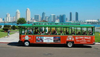 Tour di San Diego: tram hop-on/hop-off, San Diego, Hop-on Hop-off Tours