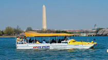 Washington DC Duck Tour, Washington DC, City Tours
