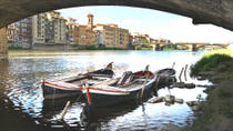Florence River Cruise on a Traditional Barchetto, Florence, Private Sightseeing Tours
