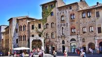 Tuscany Small-Group Day Trip with Chianti Dinner: Siena and San Gimignano, Florence, Day Trips