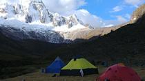Santa Cruz Llanganuco Trek Cordillera Blanca, Huaraz, Hiking & Camping