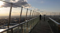 87 floor observation deck in tower of Moscow City Down Town, Moscow, Attraction Tickets