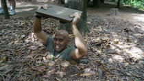 Cu Chi Tunnels Small Group Adventure Tour from Ho Chi Minh City, Ho Chi Minh City