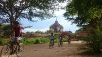 Half-Day Adventure Bagan Bike Tour Including Lunch, Bagan