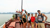 Halong Bay Small-Group Adventure Tour, Including Cruise from Hanoi, Hanoi, null