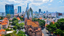 Ho Chi Minh City Discovery Small Group Adventure Tour, Ho Chi Minh City