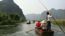 Small-Group Vietnamese Countryside Tour by Bike and Boat from Hanoi, Hanoi, Full-day Tours