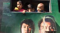 Yangon by Circular Train: Life Along the Loop, Yangon, null