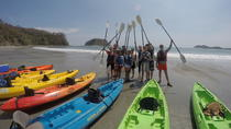 Small-Group Ocean Kayak and Snorkeling Tour in Chora Island , Sámara, Kayaking & Canoeing