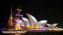 Tall Ship VIVID Dinner Cruise - Coral Trekker, Sydney, Dinner Cruises
