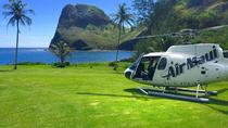 West Maui & Molokai Helicopter Tour with Oceanfront Landing, Maui, Helicopter Tours