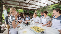Cooking Class and Lunch at a Tuscan Farmhouse with Local Market Tour from Florence, Florence, ...