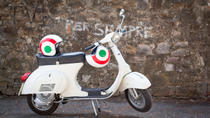 Florence Vespa Tour: Tuscan Hills and Italian Cuisine, Florence, Private Sightseeing Tours