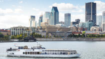 Besichtigungs-Bootsfahrt mit Le Bateau-Mouche in Montreal, Montreal, Day Cruises