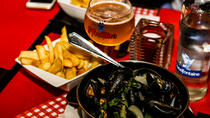 Brussels Food and Beer Walking Tour with Mussels and Chocolate, Brussels, Bus & Minivan Tours