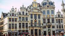 Private Tour: Stadtrundfahrt durch Brüssel, Brussels, Private Sightseeing Tours