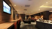 Delhi Indira Gandhi International Airport Plaza Premium Lounge (Departure), New Delhi, Airport...