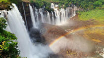 Angola Interior Tour: Calandula Falls - Black Rocks - Cangandala Park 3 Day Tour, Luanda, Multi-day ...