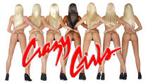 Crazy Girls im Planet Hollywood Hotel und Casino, Las Vegas, Adults-only Shows