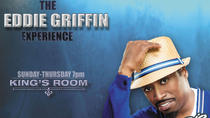 Eddie Griffin at the Rio Hotel and Casino, Las Vegas, Ziplines
