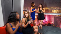 Happy Hour auf dem High Roller im LINQ, Las Vegas, Nightlife