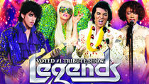 Legends in Concert no Hotel e Casino Flamingo Las Vegas, Las Vegas