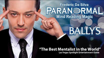 Paranormal - The Mindreading Magic Show at Bally's Las Vegas, Las Vegas, Theater, Shows & Musicals