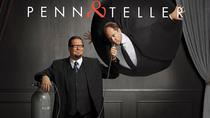 Penn e Teller no Rio Suite Hotel and Casino, Las Vegas, Comedy