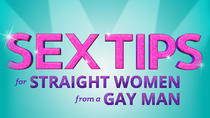 Sex Tips for Straight Women from a Gay Man at Paris Las Vegas, Las Vegas, Comedy