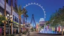The High Roller no The LINQ, Las Vegas