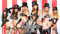X Rocks at Bally's Hotel and Casino, Las Vegas, Adults-only Shows