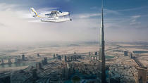 Dubai Seaplane Flight from Abu Dhabi with Burj Khalifa ticket and Transfer, Abu Dhabi, Air Tours