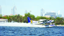 Seaplane flight Dubai to Abu Dhabi and Louvre Abu Dhabi experience, Dubai, Air Tours