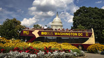 Big Bus Washington hoppa på-hoppa av-rundtur, Washington DC, Hop-on Hop-off Tours