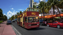 Circuit en « Big Bus » à arrêts multiples à Miami, Miami, Hop-on Hop-off Tours