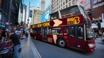 Circuit en Big Bus à arrêts multiples à New York, New York