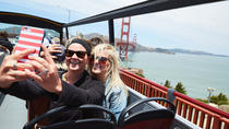 Circuit en « Big Bus » à arrêts multiples à San Francisco, San Francisco, Hop-on Hop-off Tours