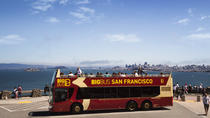Kombination med Big Bus-sightseeing i San Francisco og tur til Alcatraz, San Francisco