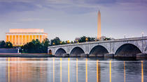 Visite nocturne de Washington DC en Big Bus, Washington DC, Historical & Heritage Tours