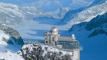 Jungfraujoch Train Trip for Swiss Travel Pass Holders, Interlaken, Rail Tours